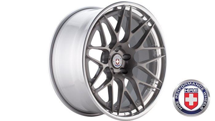 【樂駒】HRE 美國 RS1 Series RS100 三片式 鍛造 輪圈 18吋 19吋 20吋 21吋 22吋 改裝