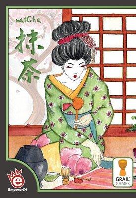大安殿實體店面 免運送牌套 抹茶 Matcha 雙人遊戲 茶道對決 繁體中文正版益智桌上遊戲