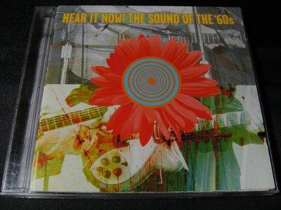 【198樂坊】Hear It Now! The Sound Of The '60s(沉默之聲.....美版)BG