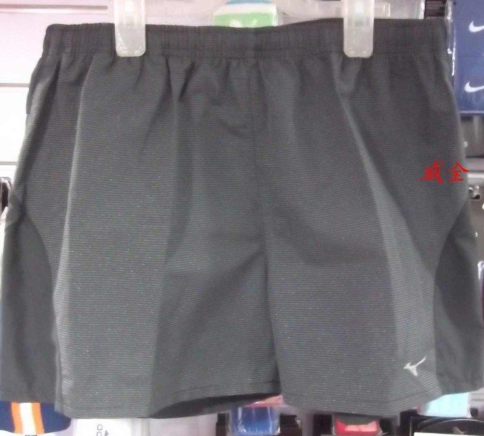 【威全全能運動館】MIZUNO美津濃  反光布料使用 夜跑 瑜珈 慢跑 運動 短褲 女款 J2TB625509