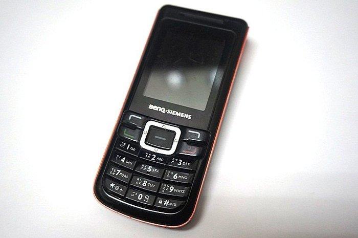☆手機寶藏點☆ BenQ-Siemens E61 手機《附原廠電池+萬用充》所有功能正常 pp150
