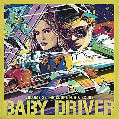 OST Baby Driver Volume 2: The Score For A Score LP黑膠唱片 2018