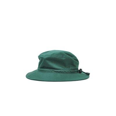 Freaky House-法國Arpenteur Sportive Hat Green復古抽繩outdoor漁夫帽綠色