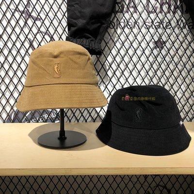 運動正品店~NBA國內專柜正品代購 燈芯絨復古水洗漁夫帽男女款潮牌N204AP218P