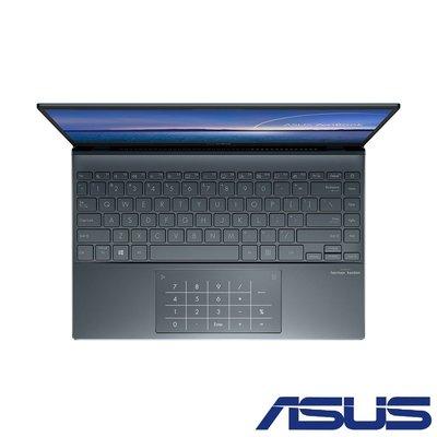 華碩 ASUS ZenBook UX325JA 0082G1035G1 綠松灰 i5-1035G1/ 8G/ 512G 台中市