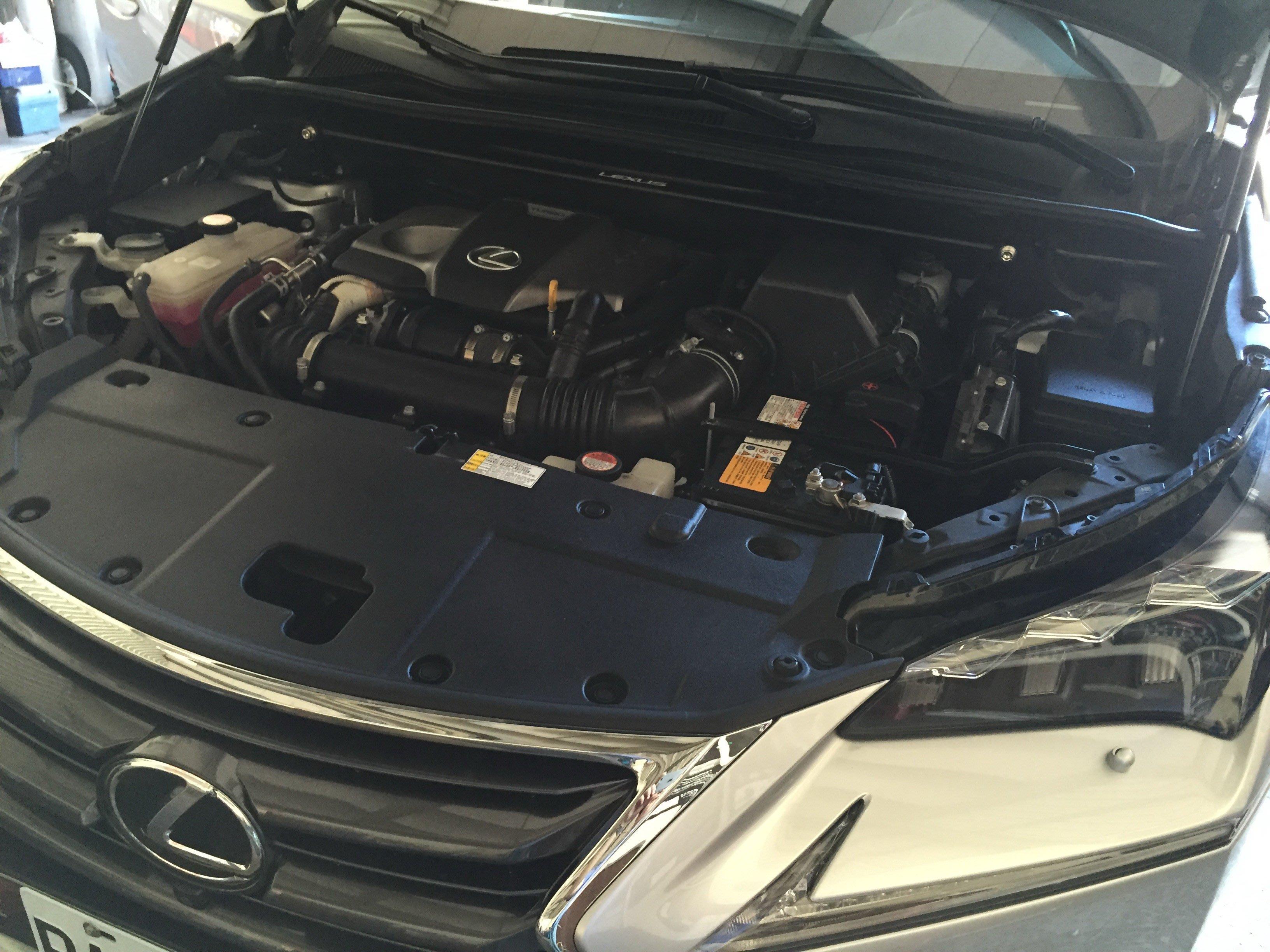 LEXUS NX200 NX200t NX300h 引擎室拉桿 平衡桿