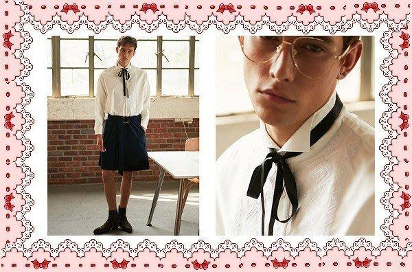 ⚡肯尼芭比⚡【100%保證實品拍攝】白色長袖造型襯衫☆°╮蝴蝶結設計剪裁洋裝╮顯瘦白色刺繡款╮必備單品上衣
