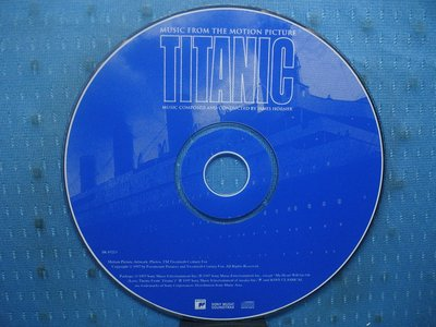 [無殼光碟]IC Titanic   My Heart Will Go On