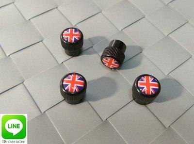 英國旗 金屬氣嘴蓋 MINI ONE COOPERS HATCH R52 R53 R54 R58 R59 R60 R61
