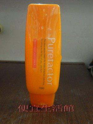 便宜生活館【瞬間護髮】日本 FORD FPM (新)橘水鮮保濕護髮素(柔順)230G