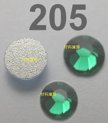 96顆 SS16 205 祖母綠 翠綠色 Emerald 施華洛世奇 水鑽 色鑽 手機筆電