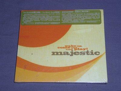 Majestic-Wake Up, Come Out And Play-披頭四的復古+野獸男孩歡樂-全新未拆