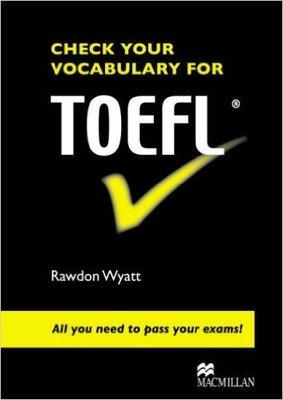 【優惠/托福/單字/自學/補習班】Check Your Vocabulary for TOEFL 大量單字測驗+解答