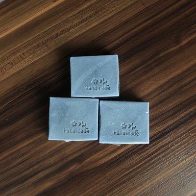 NG手工皂/青黛牛奶手工皂/ 一個$49半斤$189