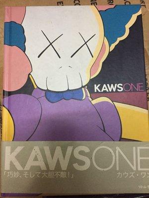 Kaws one 寫真集