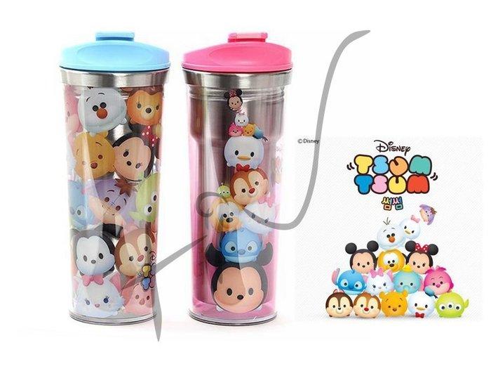 [佳恩現貨][Disney] 不銹鋼 水杯 #052478  米奇米妮 韓國