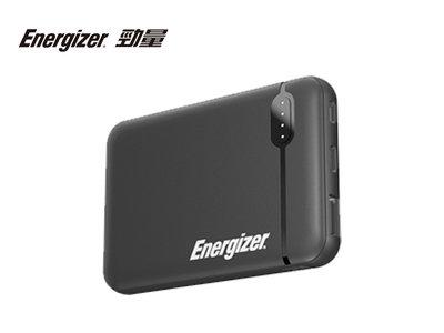 「ㄚ秒市集」勁量口袋型行動電源 5000mAh UE5004-黑