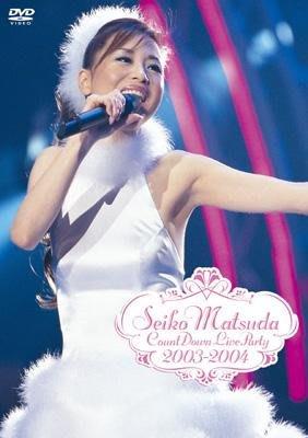 日版2區全新 --- 松田聖子 Seiko Matsuda Count Down Party2003-2004 - 絕版