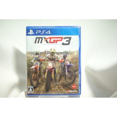[耀西]全新 純日版 SONY PS4 MXGP3 世界摩托車越野錦標賽 3 含稅附發票