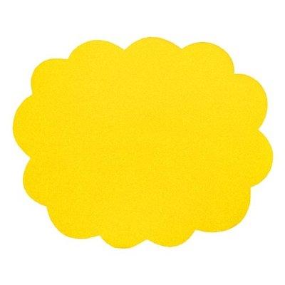 (不可超取)C130-1-Y- 大造型PP瓦楞板-Y(雲邊)(須購買5片以上才會出貨)請選擇顏色