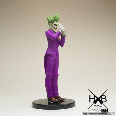 @幸福小鋪DC正版 蝙蝠俠 漫畫動畫版版 小丑Joker 手辦公仔 人偶擺件 散貨