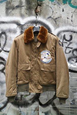 [ Satisfaction ] Buzz Ricksons經典B10羊毛領飛行軍外套
