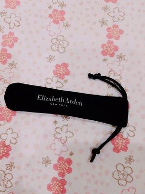滿3件免運 全新品伊麗莎白雅頓Elizabeth Arden 系列專用黑色刷具袋  只有一個