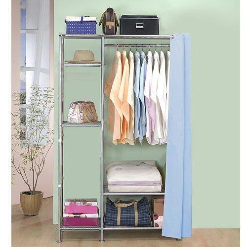 【中華批發網DIY家具】D-66-02-W3型60公分+W4型34公分衣櫥櫃-(前罩)不織布