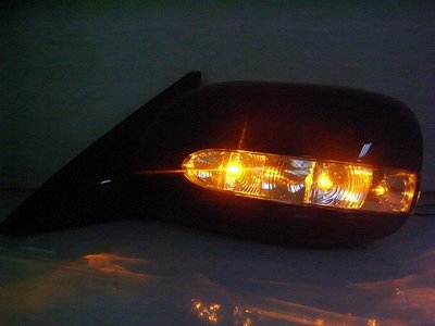 ~~ADT.車燈.車材~~豐田 CAMRY 02 03 04 05 06 5代  5.5代 LED方向燈電動後視鏡