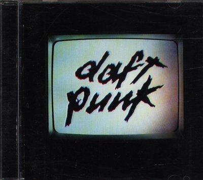 K - DAFT PUNK - HUMAN AFTER ALL - 日版 CD+VIDEO