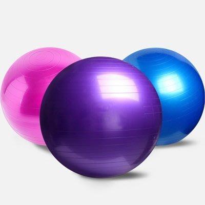 瑜珈球 彈力球-加厚防爆防滑韻律球3色73pp473[獨家進口][米蘭精品]