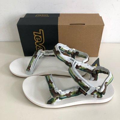 《現貨》美國 女生 TEVA涼鞋 運動涼鞋 Original Universal 尺寸US5,US8,US9(緹花織帶涼鞋-草原馬)