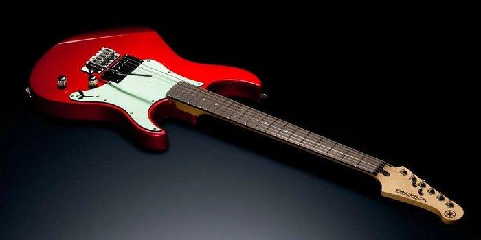 造韻樂器音響- JU-MUSIC - 全新 YAMAHA PAC510V 電吉他