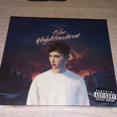 可開發票~節奏電子 Troye Sivan Blue Neighbourhood 2016全新