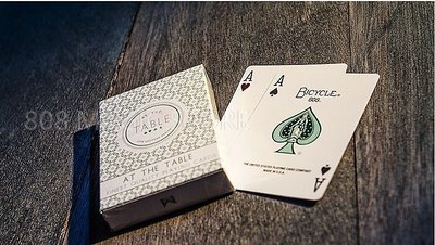 [808 MAGIC]魔術道具 At the Table Playing Cards - Trick