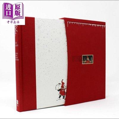 Letters from Father Christmas HC 英文原版 托爾金:圣誕老爸的來信(特別精裝版) J.
