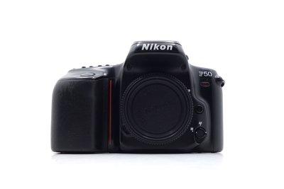 【台中青蘋果競標】Nikon F50 單機身 底片相機 無底價競標 庫存品出清 #37626