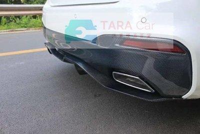 BMW 寶馬 新大五 G31 G30 M-TECH改裝 MP款 卡夢 3件式前下巴 側裙定風翼 後飾板 下擾流 尾翼