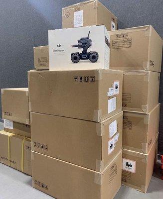 現貨正品新品代購 DJI RoboMaster S1 機甲大師 教育機器人