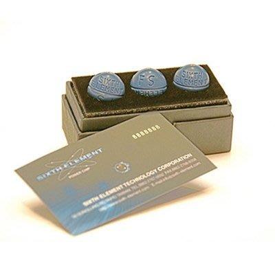 第六元素FS動力晶片藍色增強版 增強點火 四缸車 4顆【AE10288】 JC雜貨