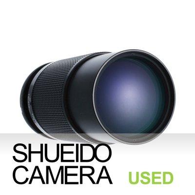 集英堂写真機【全國免運】現狀品 TAMRON 70-210mm F3.8-4 MACRO 變焦鏡頭 FD接環 11750