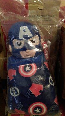 家樂福 偶像天團 集點娃娃(美國隊長、胡迪)有現貨販售