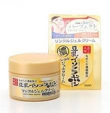 SANA 豆乳美肌緊緻潤澤凝膠霜 含化...