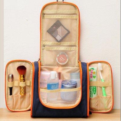 Lovus-高質感大容量旅行休閒盥洗包 化妝包 收納袋