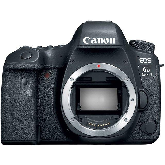 【9月底前買即送4千及原電】晶豪野 Canon EOS 6D Mark II 6D2 單機身公司貨 專業攝影