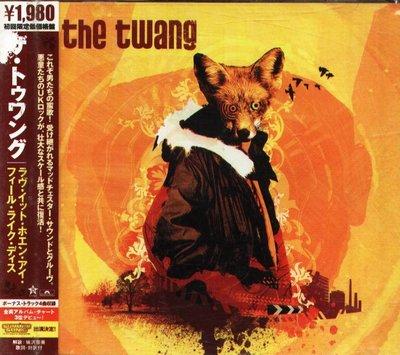 八八 - The Twang Love It When I Feel Like This - 日版 CD+2+OBI