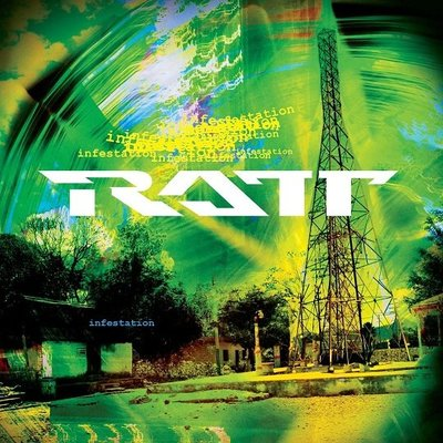 ##重金屬 全新CD Ratt – Infestation [2010]