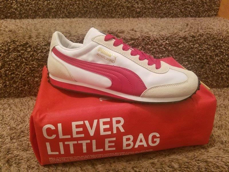 白面紅標紅底 ※台北快貨※全新Puma WHIRLWIND Classic 經典潮鞋,也有Cabana RIO Roma