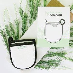 [Daycell] 茶樹潔面巾 new