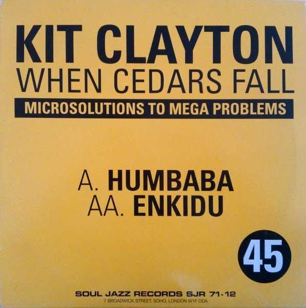 [狗肉貓]_ Kit Clayton _When Cedars Fall _ LP
